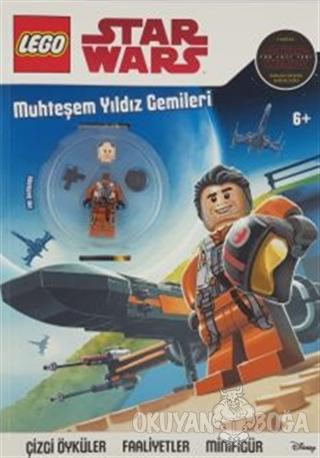 Lego Star Wars - Muhteşem Yıldız Gemileri - Kolektif - Doğan Egmont Ya