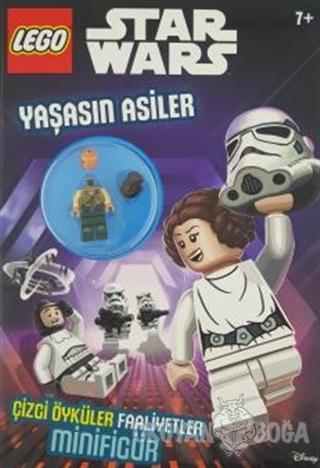 Lego Star Wars - Yaşasın Asiler - Kolektif - Doğan Egmont Yayıncılık