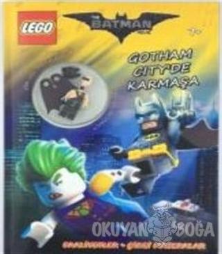 Lego The Batman Movie Gotman City'de Karmaşa - Kolektif - Doğan Egmont