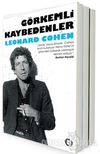 Leonard Cohen Seti (3 Kitap)