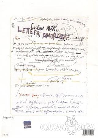 Lettera Amorosa - İlhan Berk - Hayykitap