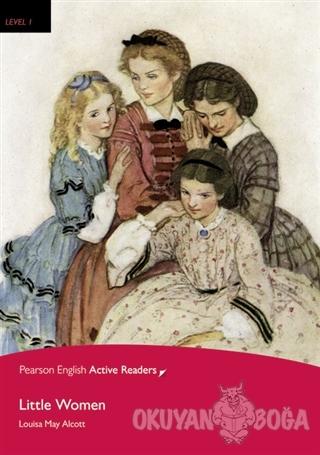 Level 1: Little Women - Louisa May Alcott - Pearson Ders Kitapları