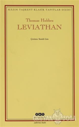 Leviathan - Thomas Hobbes - Yapı Kredi Yayınları