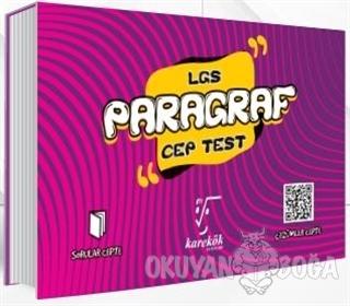 LGS Cep Test Paragraf - Kolektif - Karekök Yayıncılık