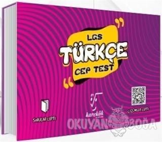 LGS Cep Test Türkçe