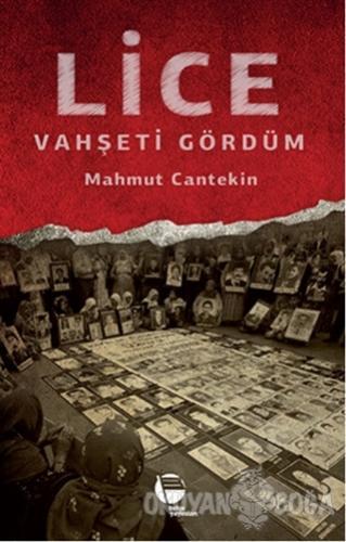 Lice - Mahmut Cantekin - Belge Yayınları