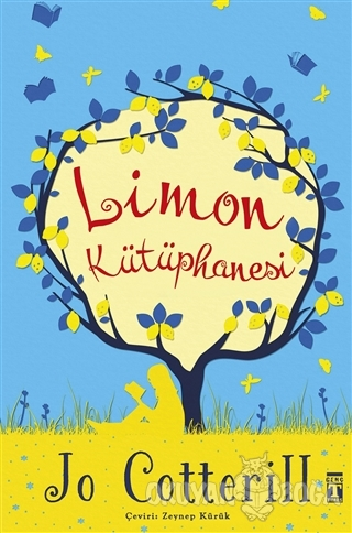 Limon Kütüphanesi - Jo Cotterill - Genç Timaş