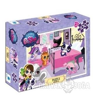 Littlest Petshop Puzzle 100 Parça - Kolektif - Gizzy Art