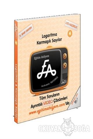 Logaritma Karmaşık Sayılar 4 - Merve Çelenk - Karma Kitaplar