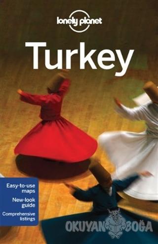 Lonely Planet Turkey Travel Guide - Kolektif - NCP Yayıncılık