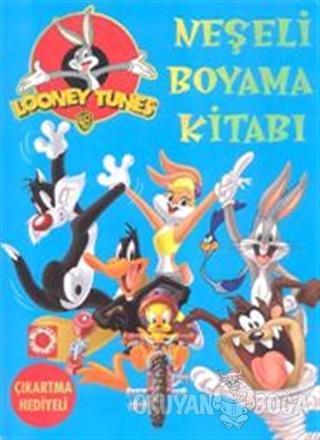 Looney Tunes: Neşeli Boyama Kitabı - Kolektif - Artemis Yayınları