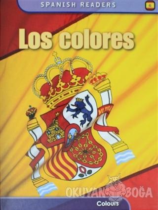 Los Colores (Ciltli) - Fiona Undrill - Pearson Hikaye Kitapları
