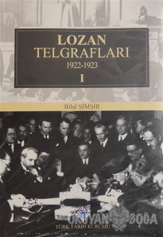 Lozan Telgrafları 1922-1923 (2 Kitap Takım)
