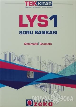 LYS 1 Soru Bankası - Matematik / Geometri - Kolektif - İşleyen Zeka Ya