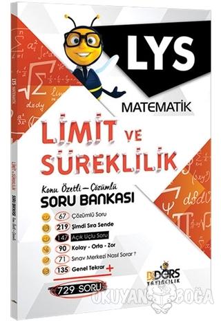 LYS Matematik Limit ve Süreklilik Konu Özetli Çözümlü Soru Bankası - K