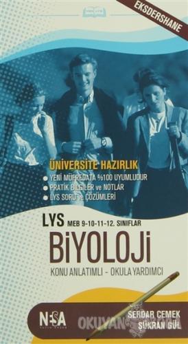 LYS MEB 9-10-11-12. Sınıflar Biyoloji Konu Anlatımlı - Okula Yardımcı
