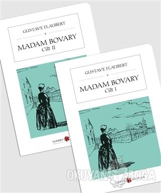 Madam Bovary (2 Cilt Takım) - Gustave Flaubert - Karbon Kitaplar - Cep