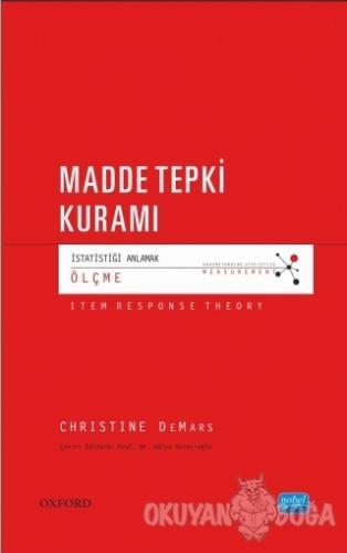 Madde Tepki Kuramı - Christine Demars - Nobel Akademik Yayıncılık