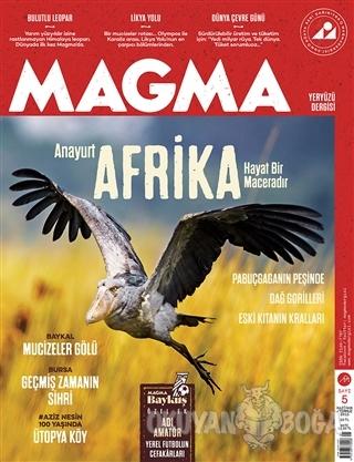 Magma Yeryüzü Dergisi Sayı: 5 Haziran-Temmuz 2015 Kolektif