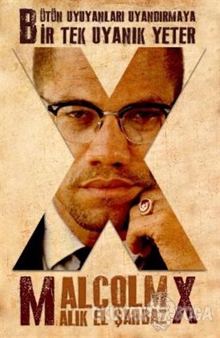 Malcolm X Ajandası (Ciltli)