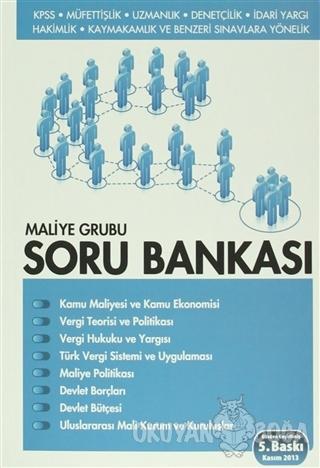 Maliye Grubu Soru Bankası - Hüseyin Şen - Gökçe Yayınevi