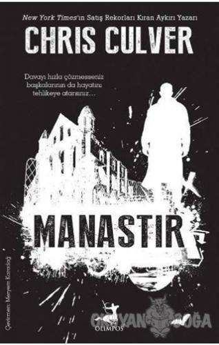 Manastır - Chris Culver - Olimpos Yayınları