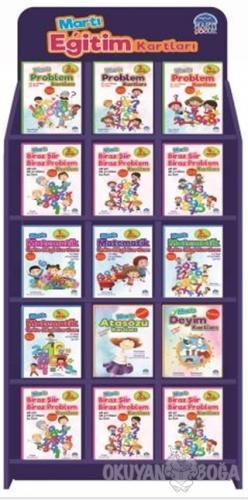 Martı Eğitim Kartları Stant - Kolektif - Martı Çocuk Yayınları