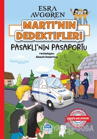 Martı'nın Dedektifleri - Pasaklı'nın Pasaportu - Esra Avgören - Martı