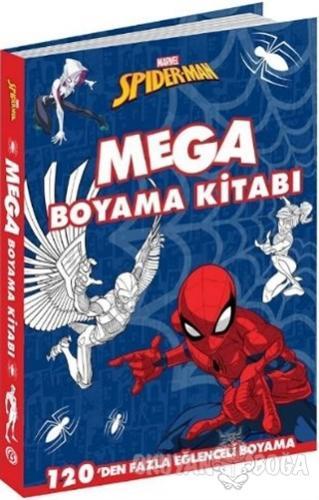 Marvel Spider-Man Mega Boyama Kitabı - Kolektif - Beta Kids