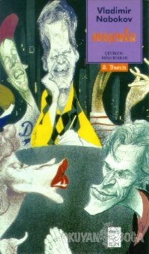 Maşenka - Vladimir Nabokov - Telos Yayıncılık