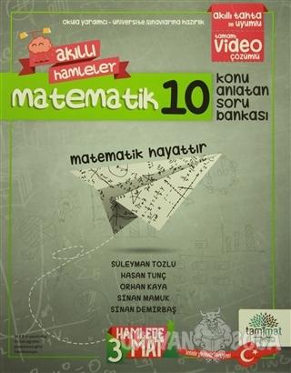 Matematik 10 Konu Anlatan Soru Bankası - Süleyman Tozlu - Tammat Yayın