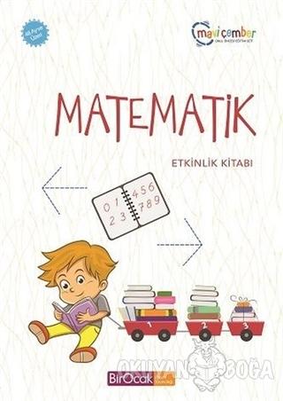 Matematik Etkinlik Kitabı (48 Ay ve Üzeri) - Mavi Çember Okul Öncesi E