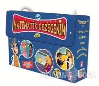 Matematik Gezegenim (5 Kitap Set) - Birsen Ekim Özen - Timaş Çocuk - İ
