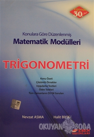 Matematik Modülleri Trigonometri