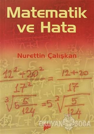 Matematik ve Hata - Nurettin Çalışkan - Pan Yayıncılık