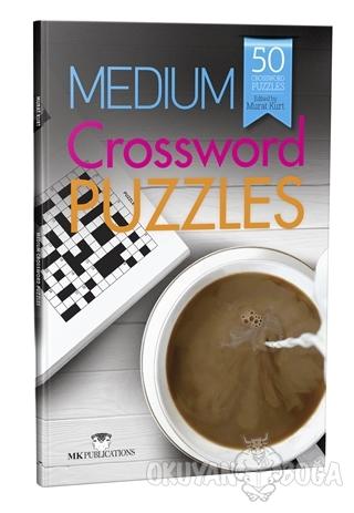 Medium Crossword Puzzles - Murat Kurt - MK Publications