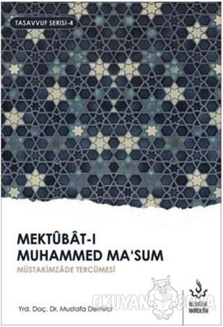 Mektubat-ı Muhammed Ma'sum 1. Cilt