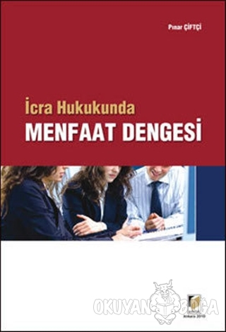 Menfaat Dengesi - Pınar Çiftçi - Adalet Yayınevi