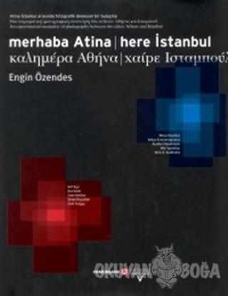 Merhaba Atina Here İstanbul - Kolektif - Tarih Vakfı Yurt Yayınları
