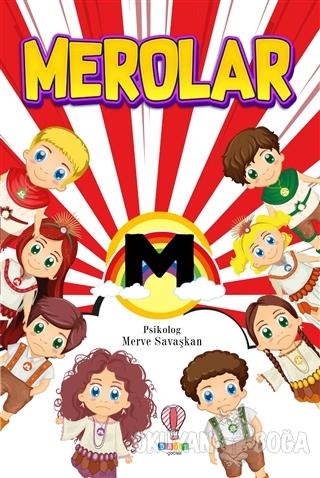 Merolar - Merve Savaşkan - Dahi Çocuk Yayınları