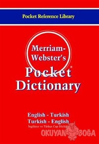 Merriam - Webster's Pocket Dictionary / English - Turkish / Turkish -