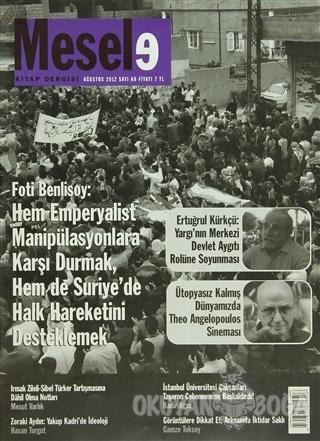 Mesele Kitap Dergisi Sayı: 68