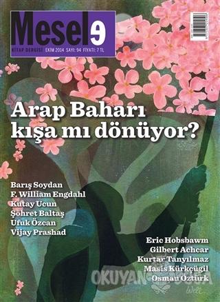 Mesele Kitap Dergisi Sayı: 94 - Kolektif - Mesele Dergisi