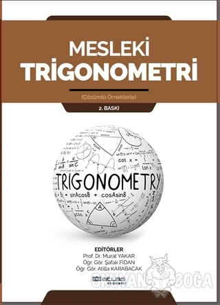 Mesleki Trigonometri - Murat Yakar - Atlas Akademi