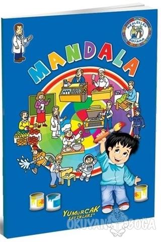 Meslekler Boyama - Mandala