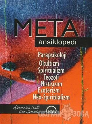 Meta Ansiklopedi - Alparslan Salt - Ruh ve Madde Yayınları
