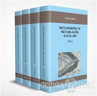 Metamorfik ve Metablastik Kayaları (4 Cilt Takım)