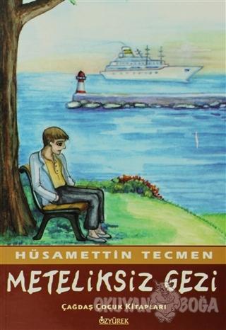 Meteliksiz Gezi - Hüsamettin Tecmen - Özyürek Yayınları