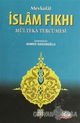 Mevkufat İslam Fıkıhı (2 Cilt) (Ciltli) - İbrahim Halebi - Sağlam Yayı