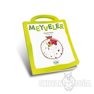 Meyveler Boyama Kitabı